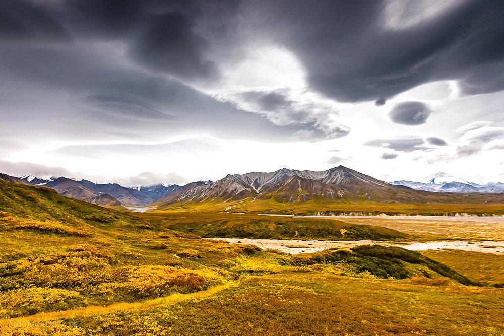 Mount Eielson - Denali Nationalpark