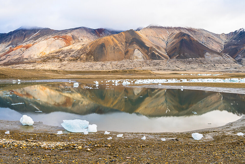 Recherchefjorden - Bellsund